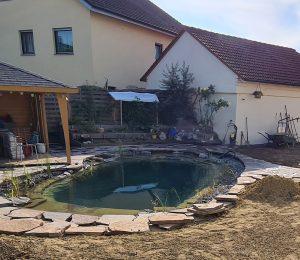 Schwimmteichbau Uhldingen-Mühlhofen